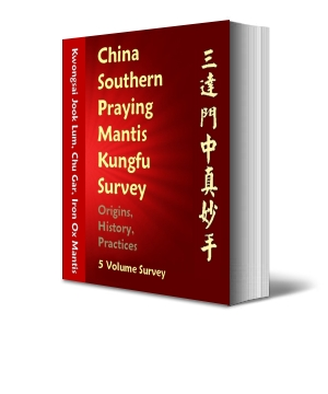 China Mantis Survey