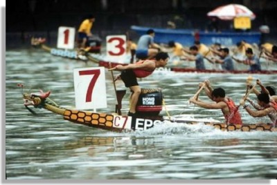 Dragon Boat Racing is International!